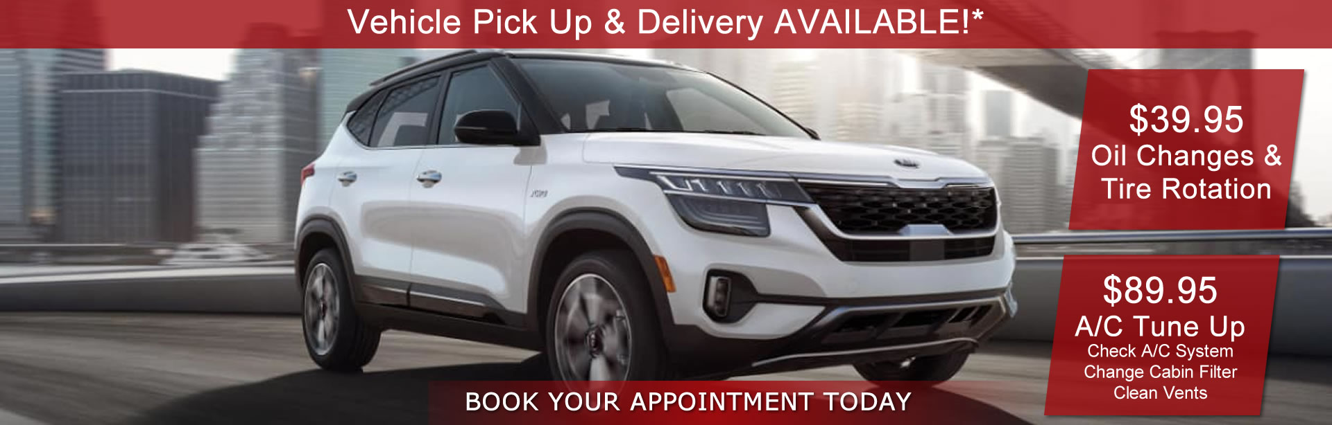 Vehicle Pick Up and Delivery Murphy NC